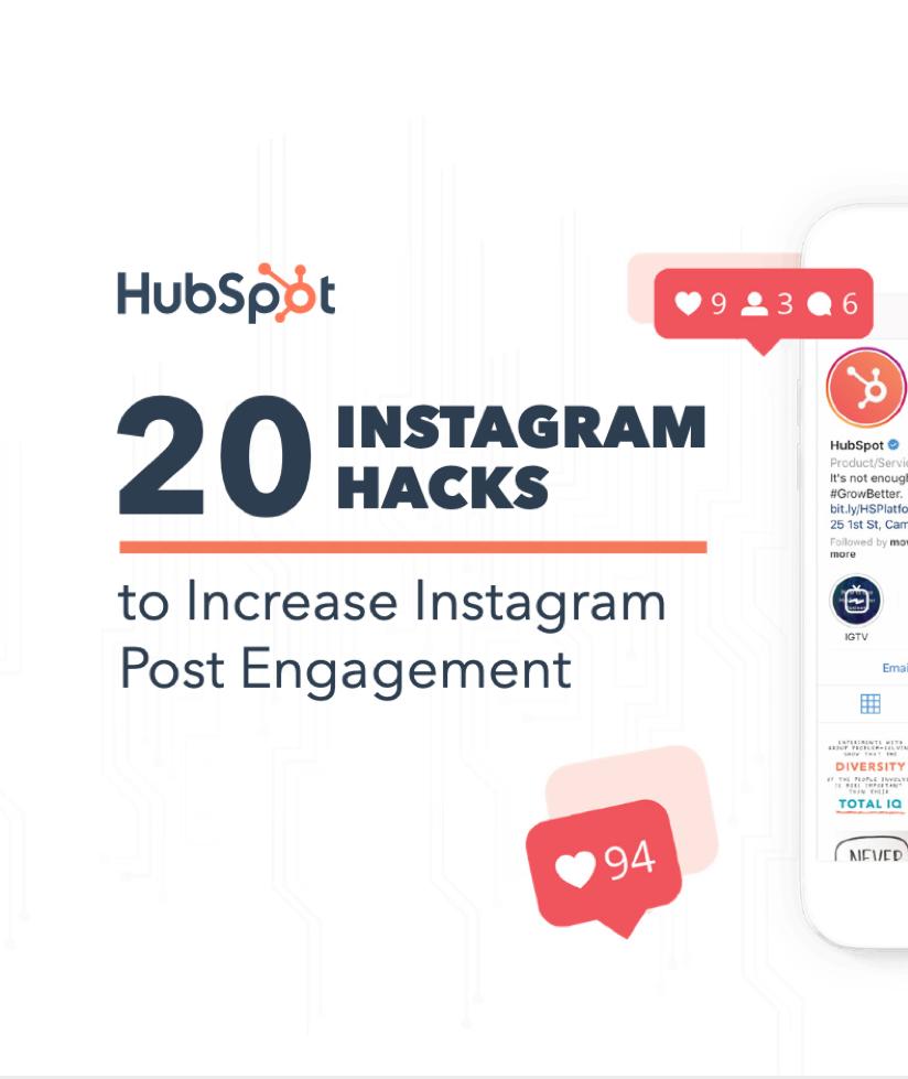 20 INSTAGRAM HACKS to Increase Instagram Post Engagement at Social-Media.press