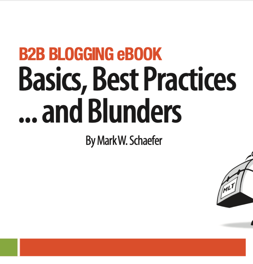 B2B BLOGGING eBOOK at Social-Media.press