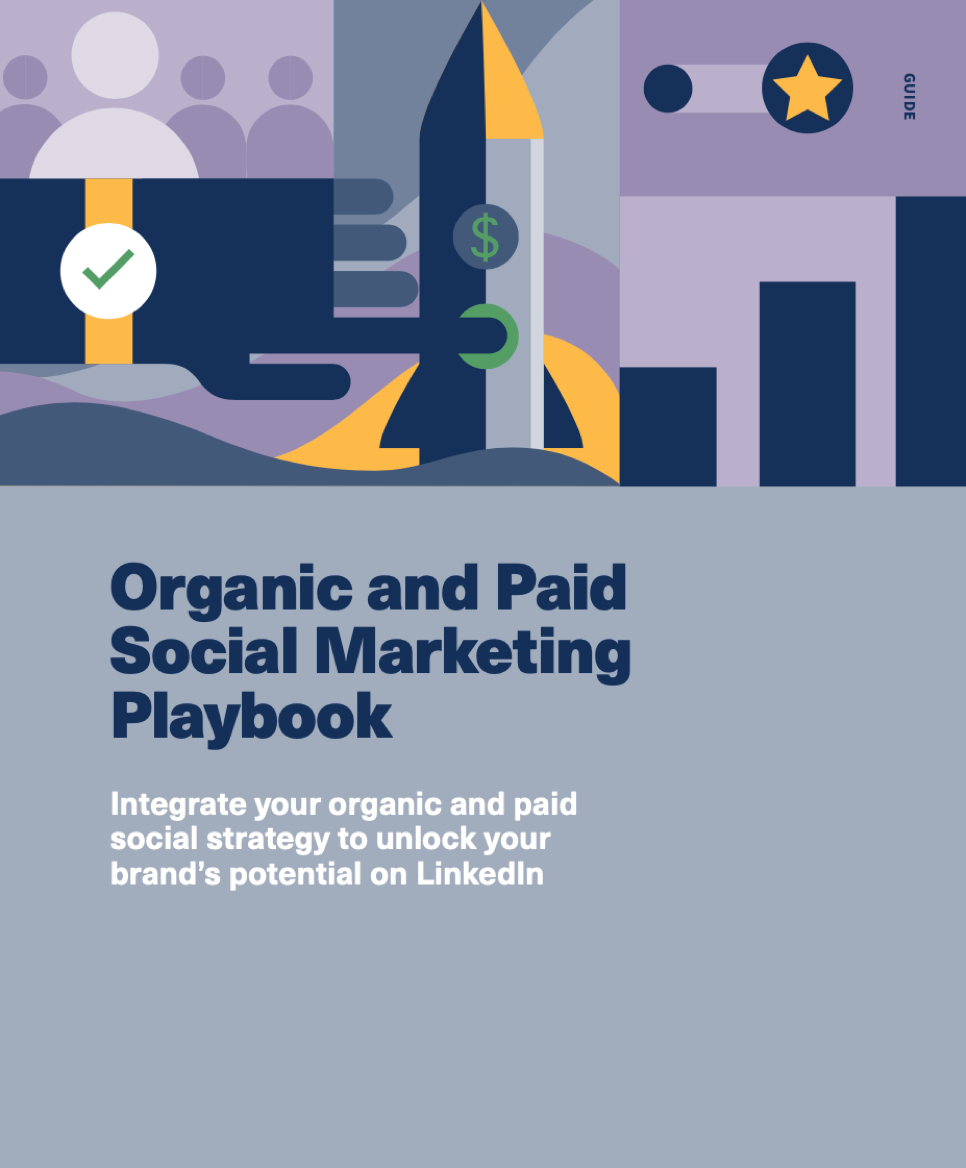 Organic and Paid Social Marketing Playbook at Social-Media.press