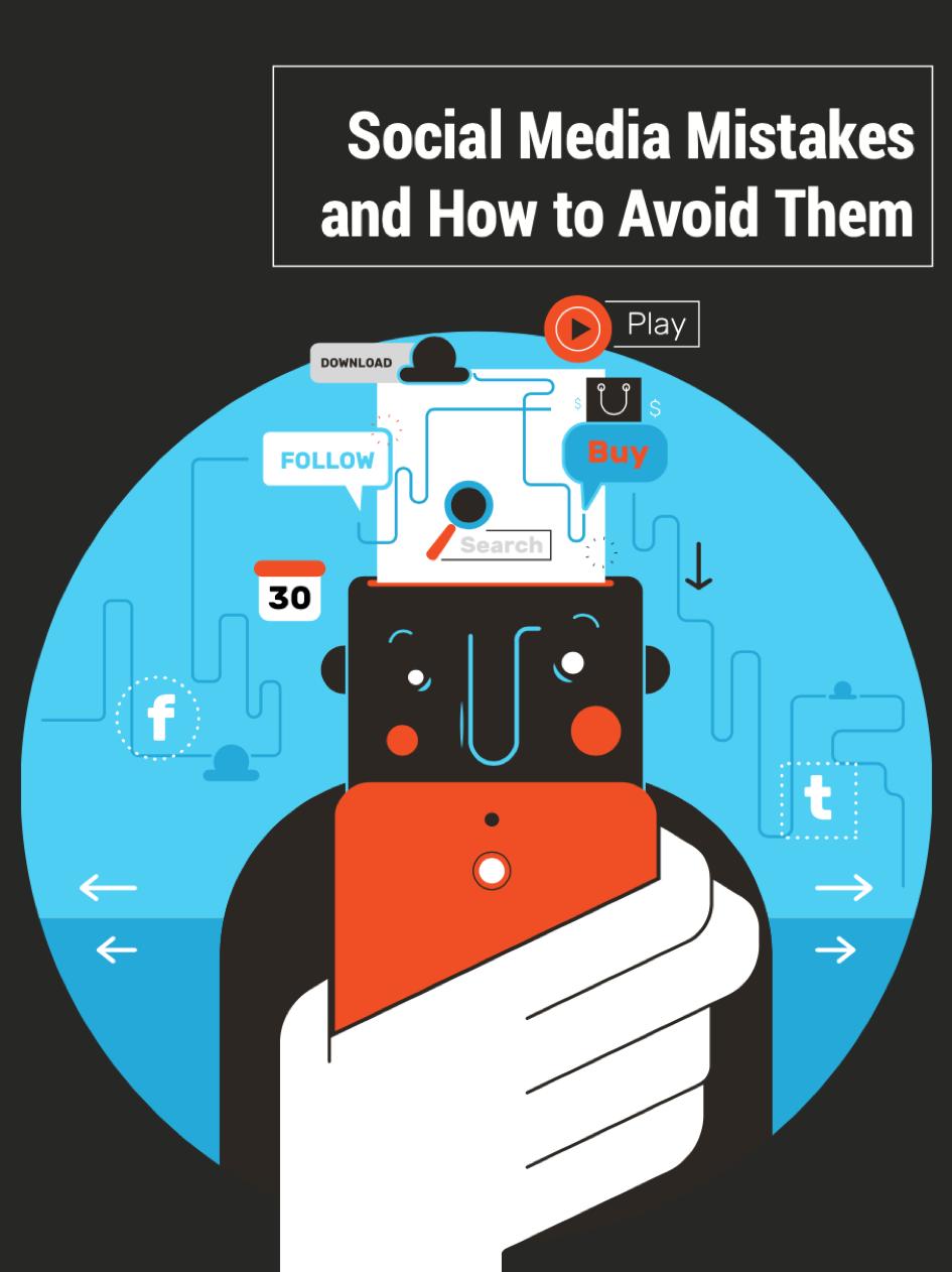 Social Media Mistakes and How to Avoid Them at Social-Media.press