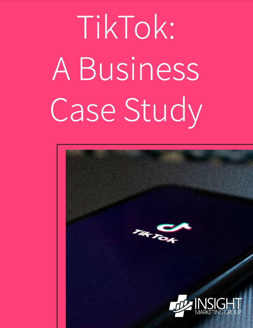 TikTok: A Business Case Study at Social-Media.press