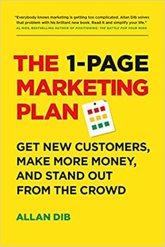 The 1-Page Marketing Plan at Social-Media.press